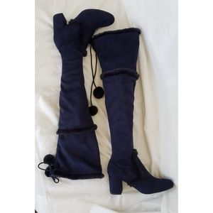 Charles by Charles David Odom Over Knee Boot (36)